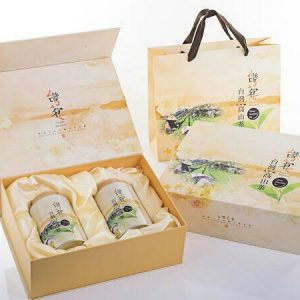 客製茶葉禮盒-台灣名宴茶葉禮盒