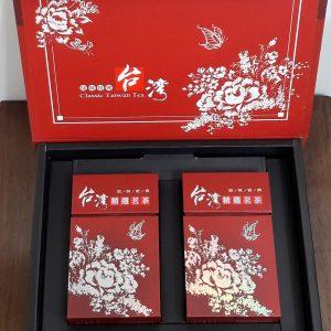 經典品味茶葉禮盒