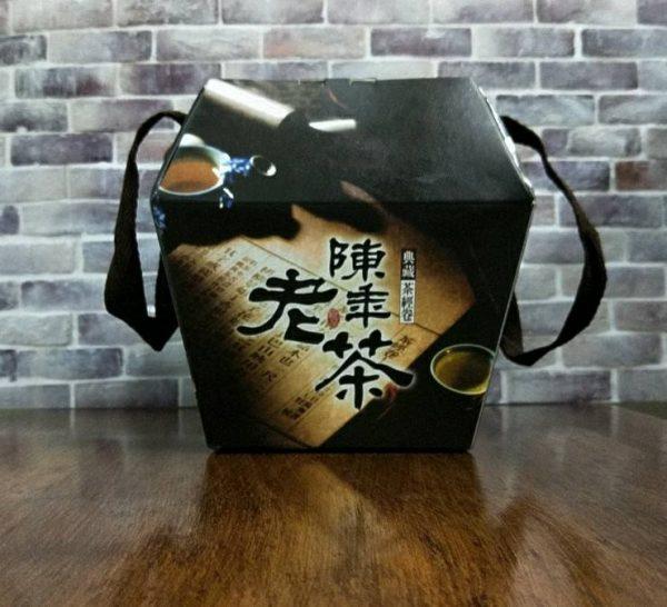 台灣烏龍陳年老茶