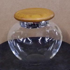 玻璃透明小茶倉