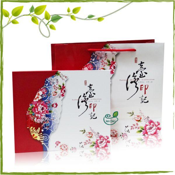 台灣印記-嚴選梨山高冷茶葉禮盒