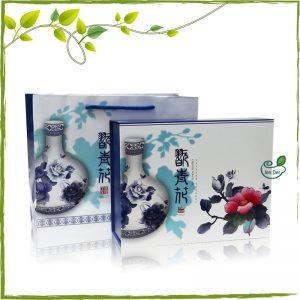 翫青花-大禹嶺高冷茶禮盒