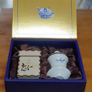 客製化茶葉禮盒-好福器茶葉+蓋杯