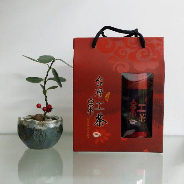 魚池紅玉紅茶禮盒