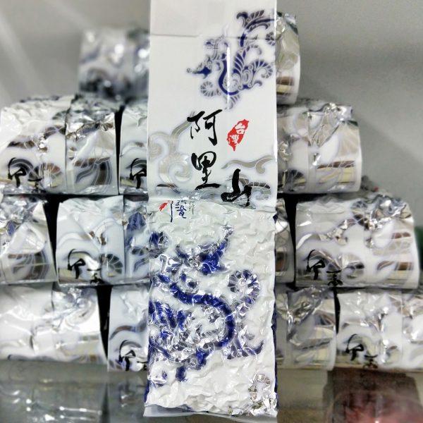 阿里山茶葉禮盒-臻德茶葉