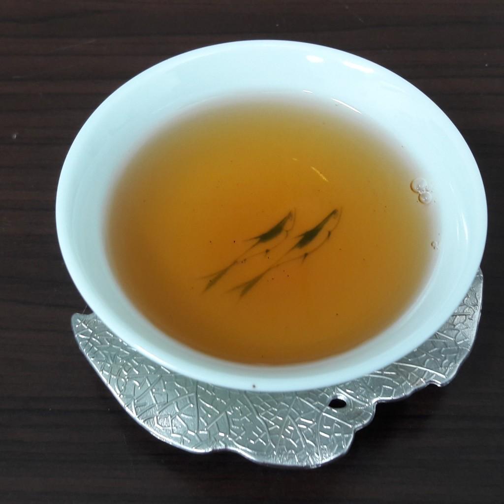 炭焙烏龍茶