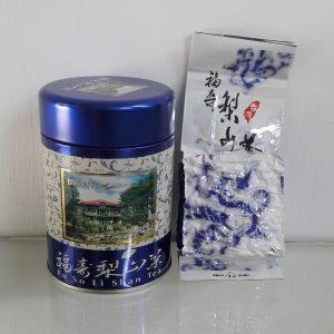 福壽梨山茶葉禮盒