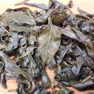 梨山四季烏龍茶