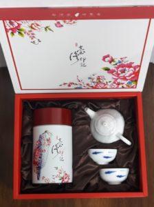 台灣印記客製禮盒-臻德茶葉