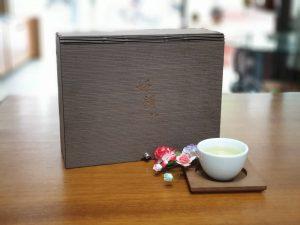 好韻客製茶葉禮盒-咖啡色