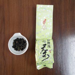 杉林溪春茶