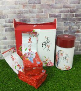 茶葉禮盒推薦-台灣印記高冷茶提盒