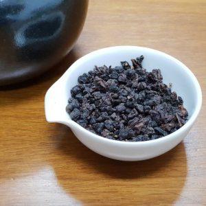 陳年老茶-鐵觀音