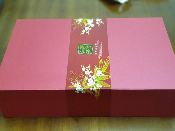 茗宴茶葉禮盒-臻德客製禮盒