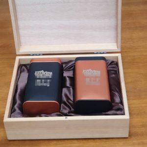 客製化茶葉禮盒-臻德