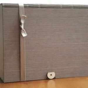 緞帶客製茶葉禮盒
