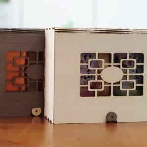 裸空雕刻客製禮盒