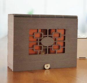 裸空客製茶葉禮盒-咖啡色