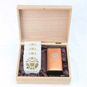 餅持茶味-客製茶葉禮盒