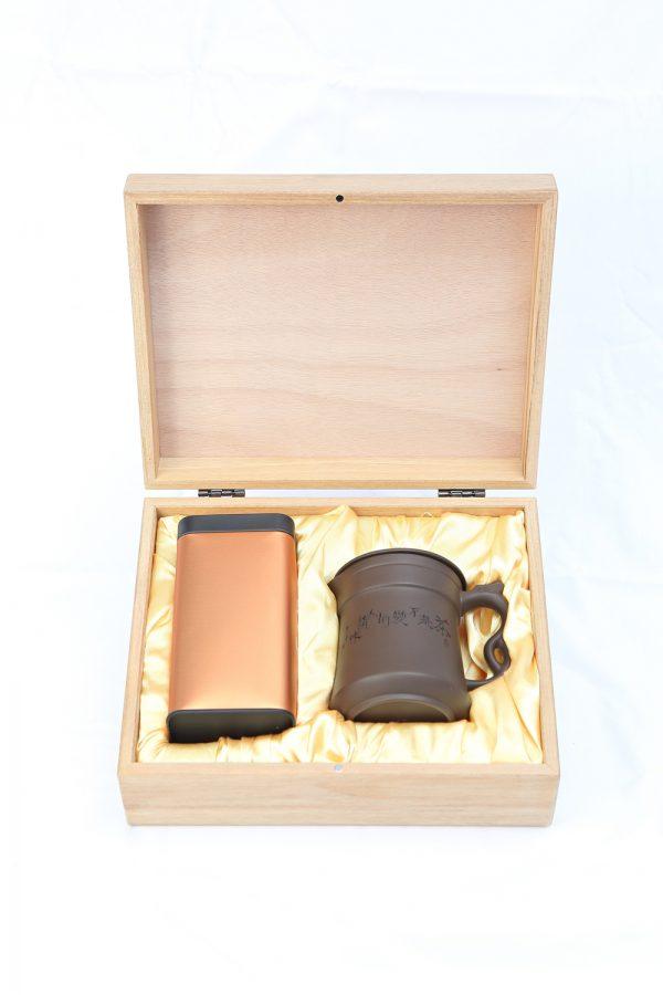 茶+壺客製禮盒