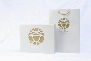 餅持茶葉客製禮盒