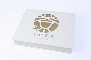 餅持茶味造型禮盒