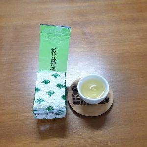 杉林溪高山烏龍茶